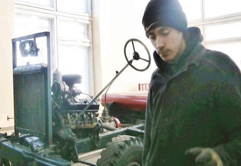 Профессиональный лицей Каменского провел неделю рабочей профессии Днепродзержинск
