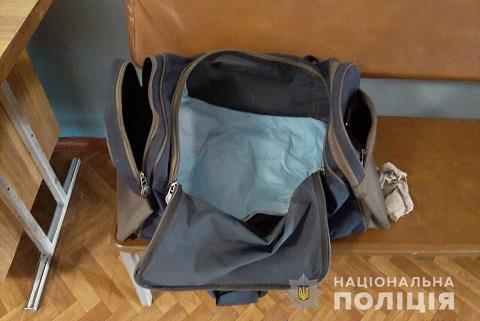 Полиция г. Каменское разыскивает мать подкидыша Днепродзержинск