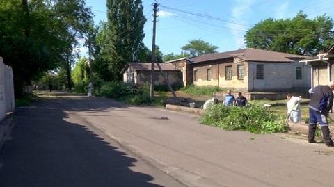 На территории у «ДМК» г. Каменское экоакции становятся традицией Днепродзержинск