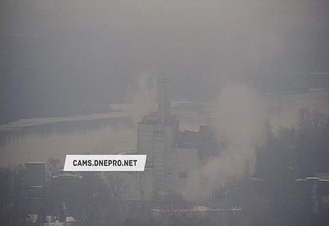 В Каменском пытаются решить вопрос возобновления подачи тепла потребителям правобережья Днепродзержинск