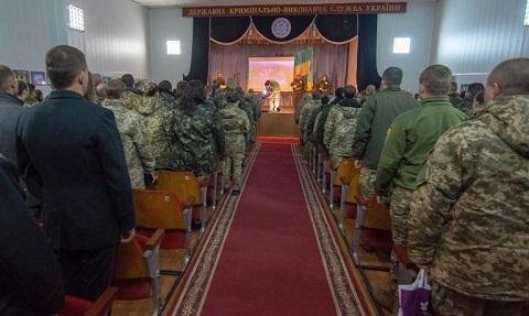 Город Каменское стал центром проведения сборов военизированных подразделений Днепродзержинск