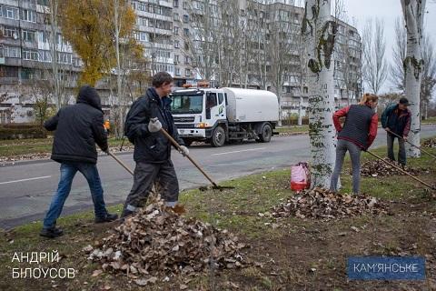 Градоначальник Каменского провел объезд города Днепродзержинск