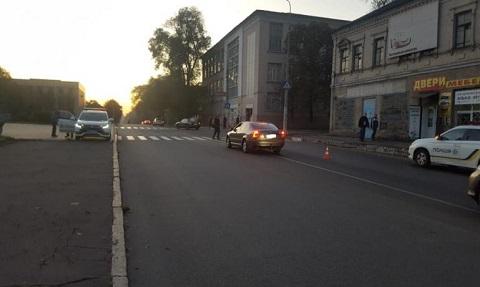 У памятника «Прометей» в г. Каменское произошло происшествие Днепродзержинск