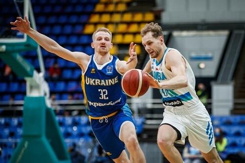 Представители БК «Прометей» г. Каменское сыграли в составе сборной Украины  Днепродзержинск