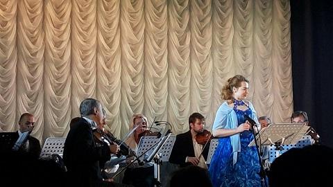 В Каменском на Новой сцене театра звучали музыкальные шедевры эпохи барокко Днепродзержинск
