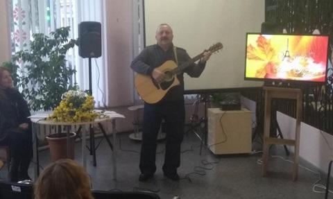 В ЦГБ города  Каменское провели мини-фестиваль Днепродзержинск