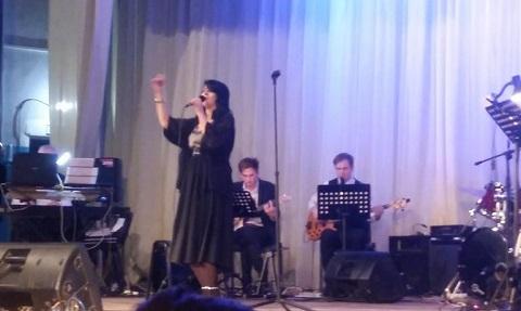 Джазовым концертом завершили осень в музыкальном колледже г. Каменское  Днепродзержинск