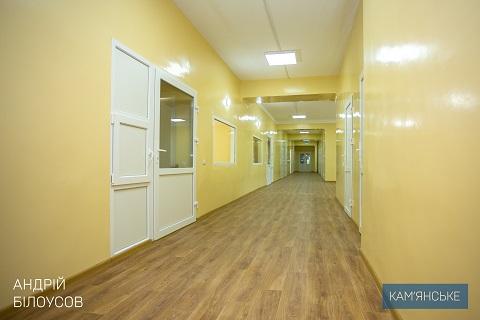 В г. Каменское открыли инфекционное отделение горбольницы № 7 Днепродзержинск