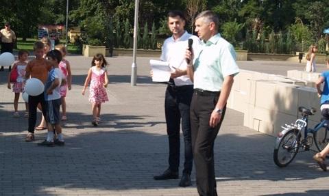 В Каменском провели тематическое мероприятие в День борьбы с торговлей людьми Днепродзержинск