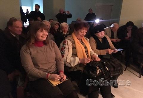 Любители поэзии В. Стуса в Каменском провели литературный вечер Днепродзержинск