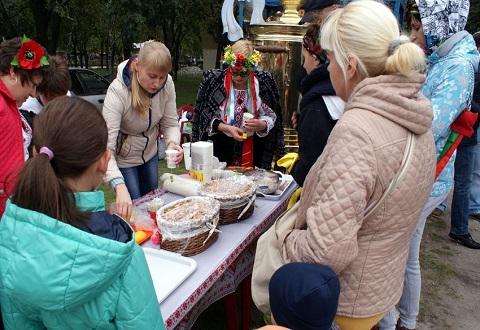 Парк отдыха на Левом берегу Каменского отметил юбилей Днепродзержинск