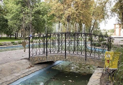 В Каменском реконструкция главного парка города прошла по европейским стандартам Днепродзержинск
