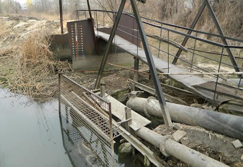 К периоду паводков Каменское подготовили Днепродзержинск