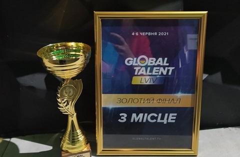 Каменчане привезли награды талант-фестиваля Днепродзержинск