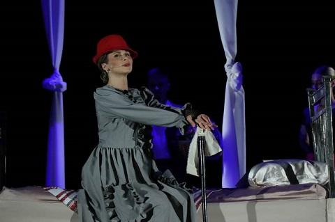 Каменской театр принял участие в международном фестивале Днепродзержинск