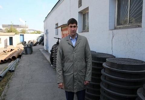 Для борьбы с вандалами КП «Горводоканал» Каменского закупил новую продукцию Днепродзержинск