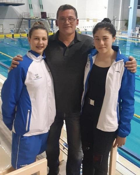 Команда пловцов-юниоров г. Каменское стала победителем чемпионата Украины Днепродзержинск