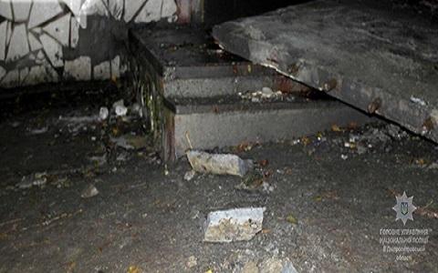 Каменская полиция проводит расследование по факту трагедии на улице 8 Марта Днепродзержинск