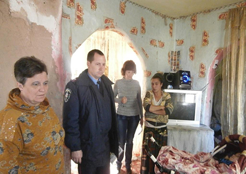 Каменские полицейские провели рейдовое мероприятие Днепродзержинск