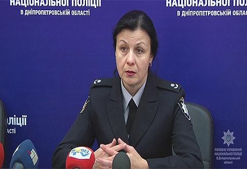 Сотрудники полиции напоминают родителям Каменского о правилах безопасности в период зимних каникул Днепродзержинск