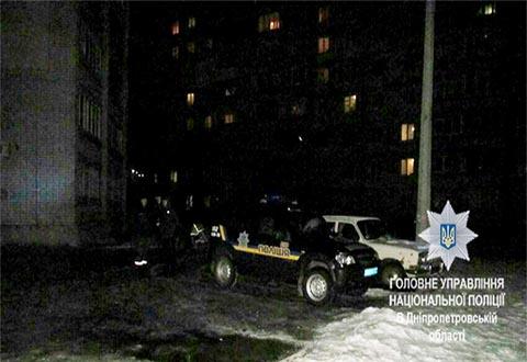 О подробностях самоубийства жителя г. Каменское рассказали правоохранители Днепродзержинск