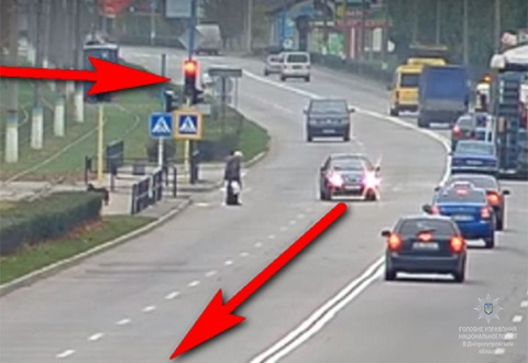 Правоохранители Каменского установили личность нарушителя ППД Днепродзержинск
