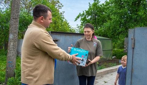 В Каменском поздравили женщин, имеющих звание «Мать-героиня» Днепродзержинск