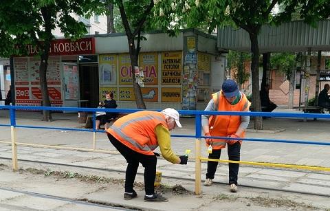 Каменское благоустраивают Днепродзержинск