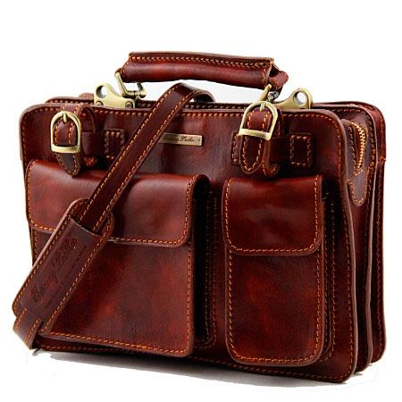 Мужские кожаные портфели - неотъемлемый атрибут делового стиля Днепродзержинск