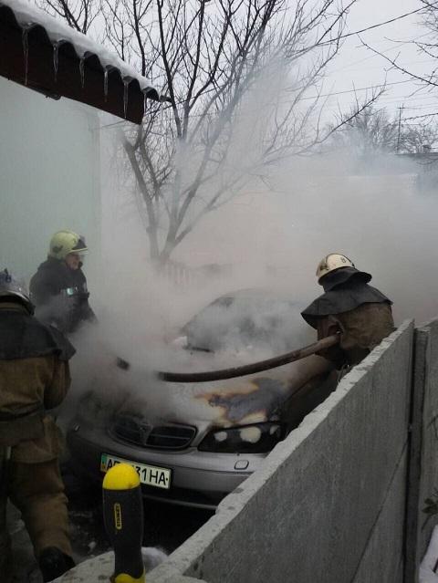 Спасатели города Каменское ликвидировали пожар в частном домовладении Днепродзержинск
