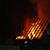 В Каменском спасали от огня частный дом и квартиру