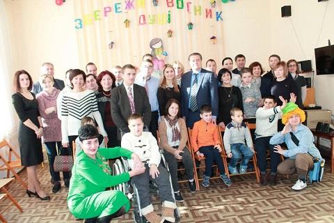 Каменчане провели «День доброты и особого внимания» Днепродзержинск