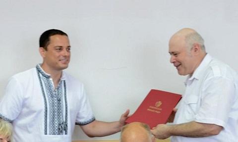 Городской голова г. Каменское провел встречу с журналистами Днепродзержинск