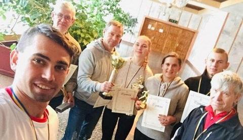 Легкоатлеты г. Каменское на Всеукраинском пробеге стали обладателями комплекта наград Днепродзержинск