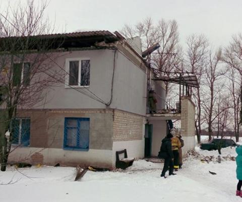 В Каменском спасатели ликвидировали последствия частичного обрушения крыши Днепродзержинск
