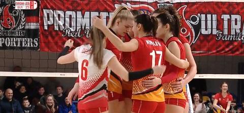 Каменской «Прометей» выиграл вторую встречу с гостями из Винницы Днепродзержинск