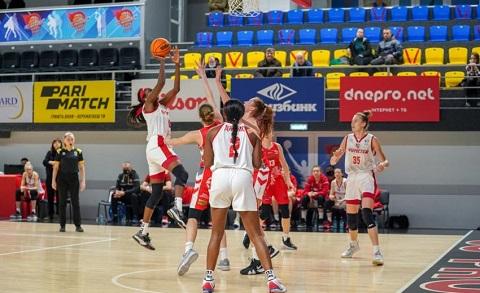 БК «Прометей» г. Каменское стартовал в Кубке Украины с победы Днепродзержинск