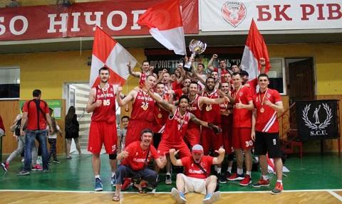 «Прометей» города Каменское стал чемпионом Высшей лиги Днепродзержинск
