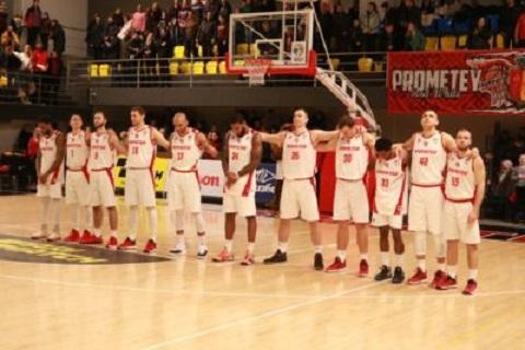 В Каменском пройдут матчи чемпионата страны по баскетболу Днепродзержинск