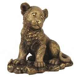 Статуэтки животных украинского бренда из бронзы и серебра Днепродзержинск