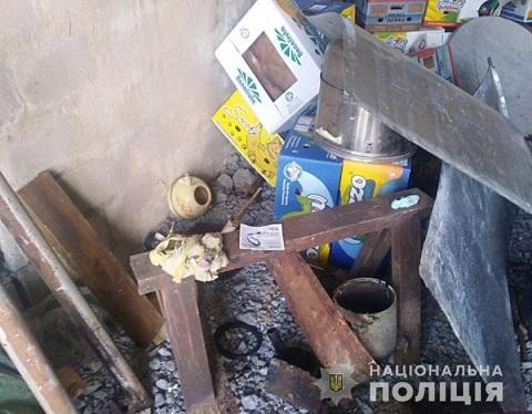 В Каменском мужчина открыл незаконную металлоприемку в гараже  Днепродзержинск