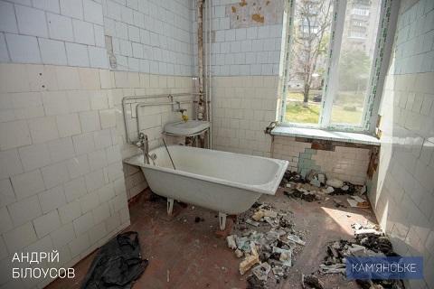 В Каменском активно продолжают капитально ремонтировать отделения городских больниц  Днепродзержинск