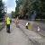 КП «Трамвай» г. Каменское провело ремонт пути на улице Москворецкой