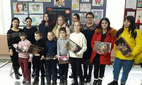 В Каменском подвели итог детского конкурса рисунков Днепродзержинск
