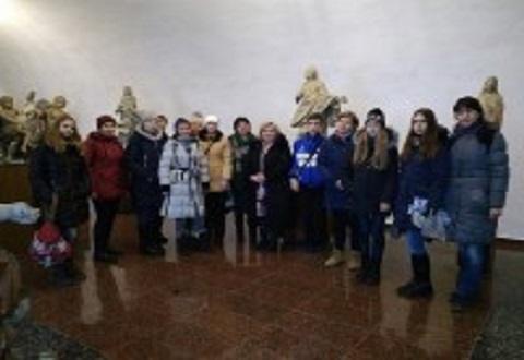 Школьники г. Каменское совершили патриотическое путешествие в Тернополь Днепродзержинск