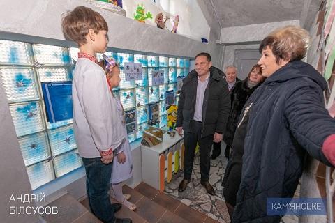 УВК № 5 г. Каменское отметил полувековой юбилей Днепродзержинск