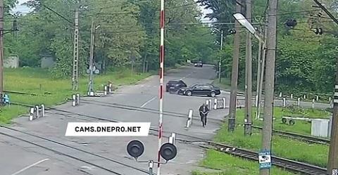 В Каменском произошло досадное ДТП Днепродзержинск