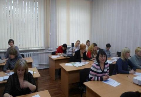 Учебное отделение ГСЗ Каменского проводит выпуск слушателей Днепродзержинск