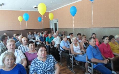 Автотранспортное предприятие г. Каменское отметило 75-летний юбилей Днепродзержинск