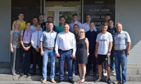 В Каменском внедряют интересные спортивные инициативы Днепродзержинск